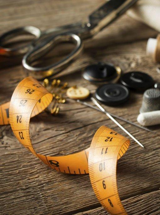 Abbigliamento su misura a Mantova e Brescia
