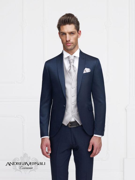 Abito Matrimonio Uomo Usato : Abito blu uomo matrimonio i vestiti sono popolari in