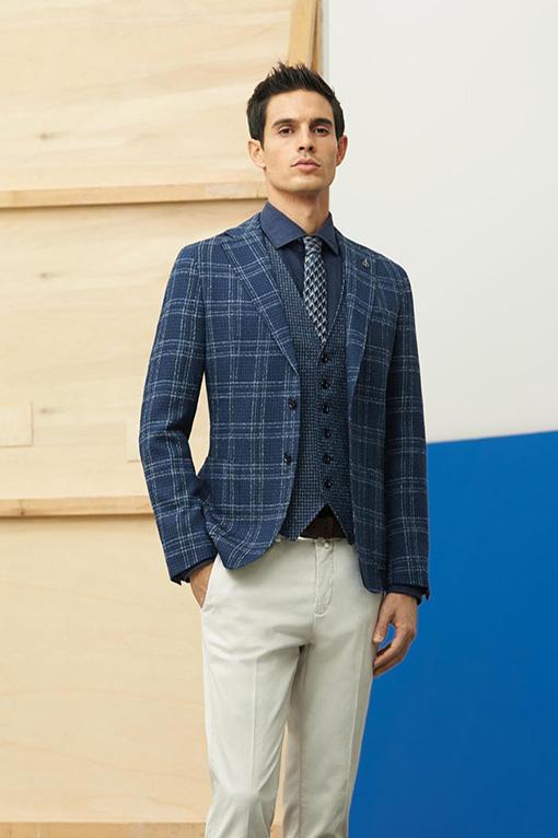 Abbigliamento uomo Paoloni a Brescia e Cremona