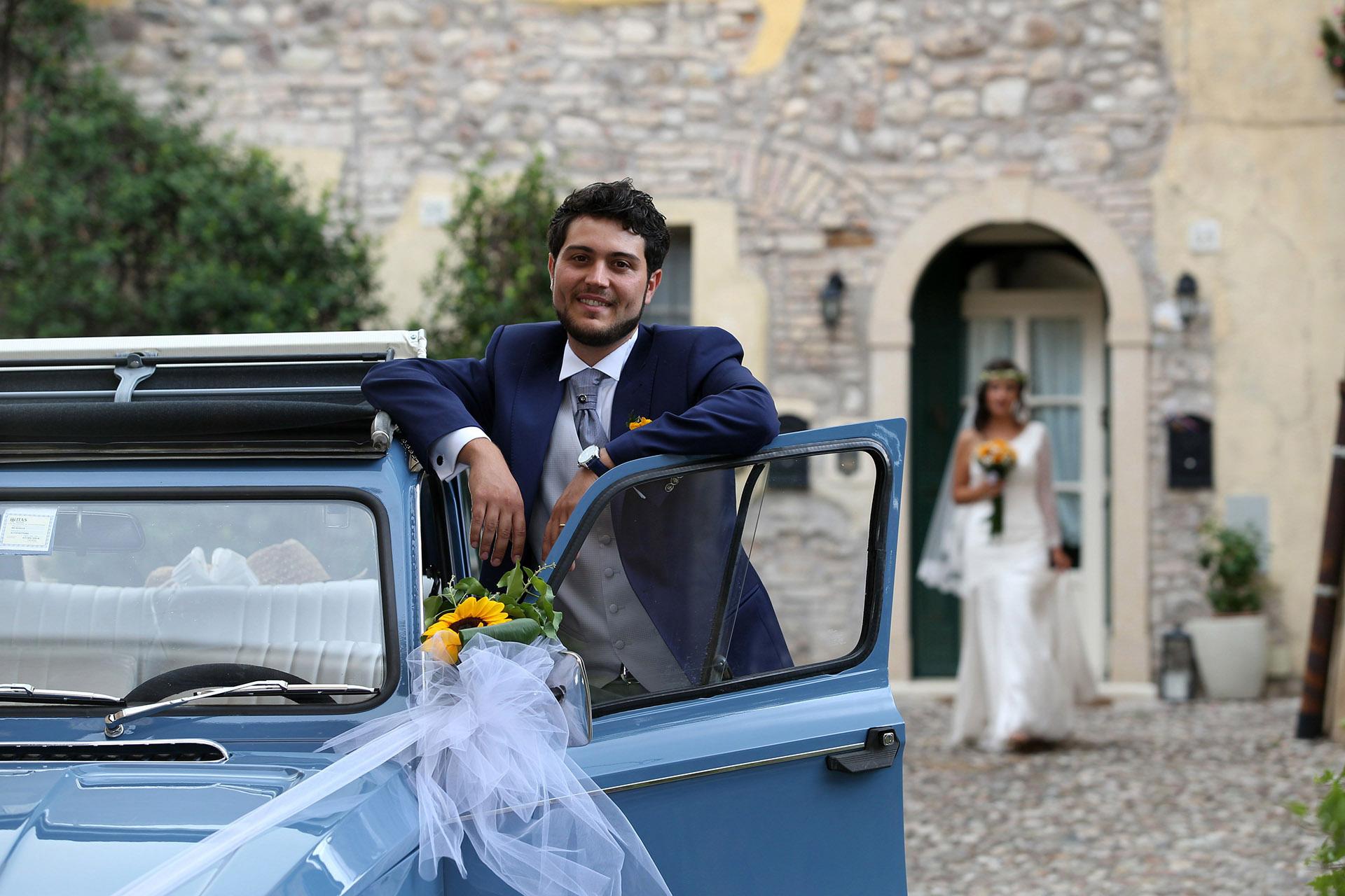 Matrimonio Erika & Patrizio a Corte Francesco, Montichiari (BS) - L'Uomo Griffe Boutique