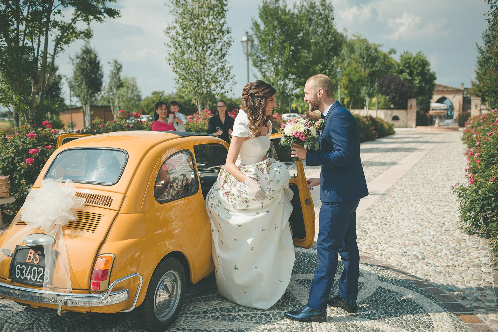 Matrimonio Ilaria & Luca a Corte Cola, Castiglione delle Stiviere (MN) - L'Uomo Griffe Boutique