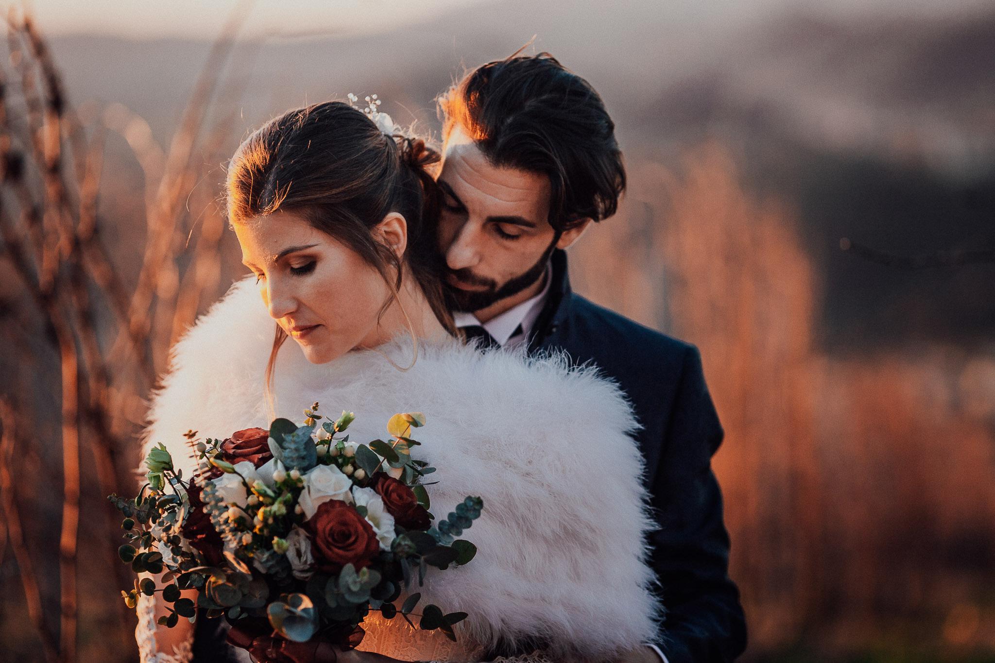 Matrimonio Federica & Andrea a Ristorante Carlo Magno, Collebeato (BS) - L'Uomo Griffe Boutique