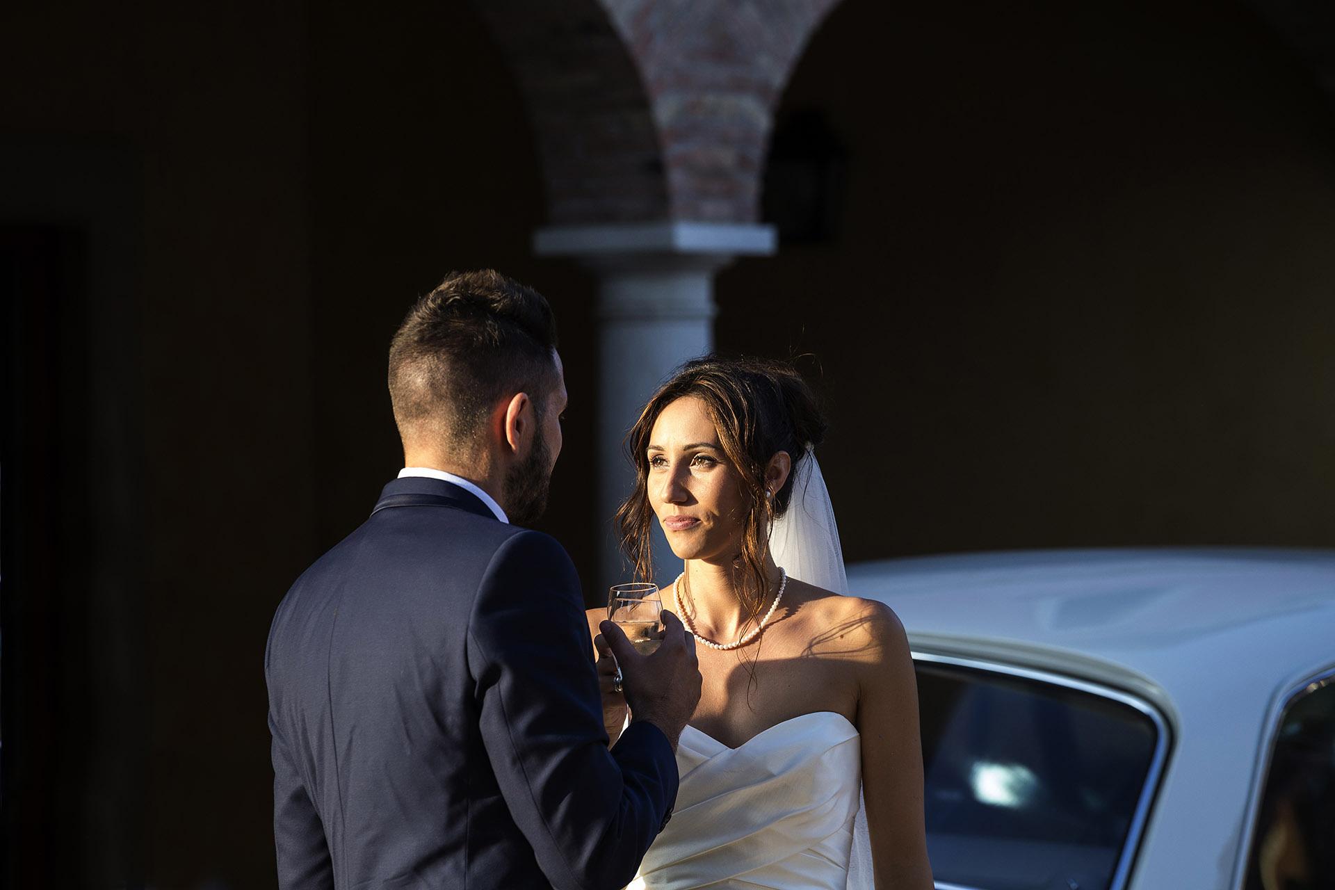 Matrimonio Sandy & Andrea a Borgo La Caccia, Pozzolengo (BS) - L'Uomo Griffe Boutique
