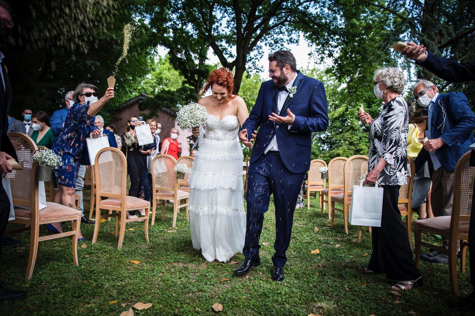 Matrimonio Marco & Melissa a Villa Gritti (VR) - L'Uomo Griffe Boutique