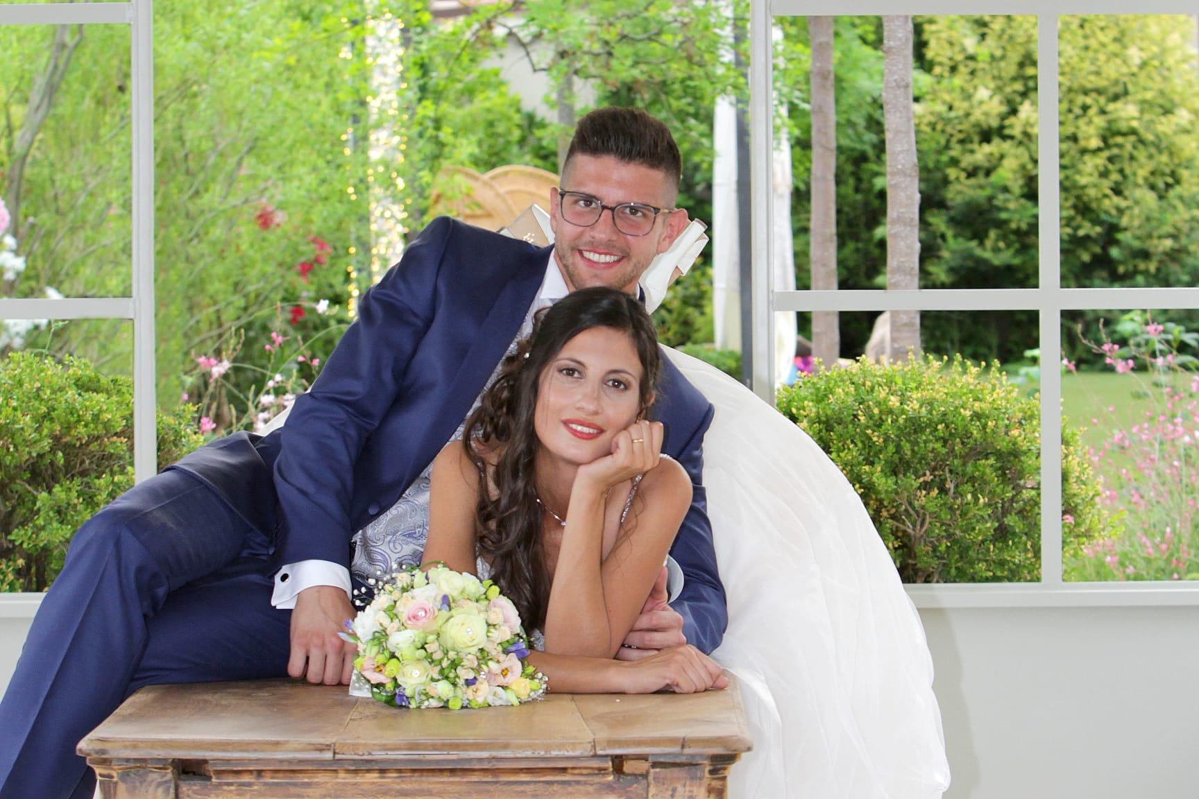 Matrimonio Matteo & Erika a Palazzo Gambara - San Vito (BS) - L'Uomo Griffe Boutique
